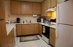 Altamont Apartments kitchen