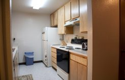 Meadowrock Apartments kitchen