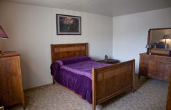 Meadowrock Duplex bedroom