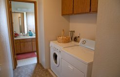 Meadowrock Duplex laundry room