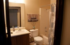 Coddingtown Mall Apartments bathroom