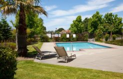Meadowview Apartments pool