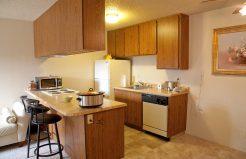 Coddingtown Mall Apartments kitchen