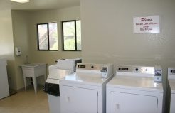 Meadowrock Apartments laundry facility