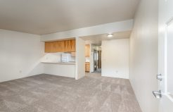 Meadowrock Apartments Entry View