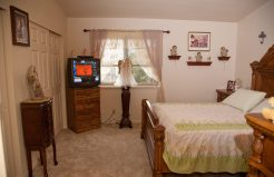 Meadowview Apartments bedroom
