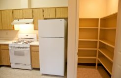 Meadowview Apartments kitchen